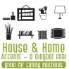 DB House and Home - Accents - DB -  - Sample 2