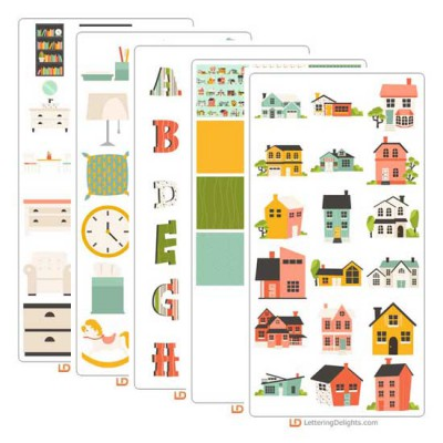 House and Home - Graphic Bundle