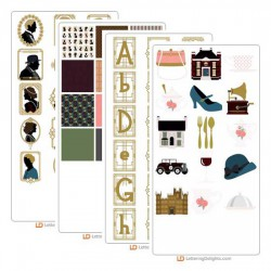 The Abbey - Graphic Bundle
