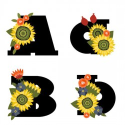 Sunflowers - AL