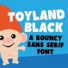 ZP Toyland Black - FN -  - Sample 2