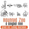 DB Haunted Zoo - FN -  - Sample 2