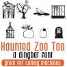 DB Haunted Zoo - Too - FN - - Sample 2