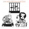 DB Haunted Zoo - Too - FN - - Sample 6