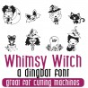 DB Whimsy Witch - DB -  - Sample 2