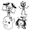 DB Whimsy Witch - DB -  - Sample 3