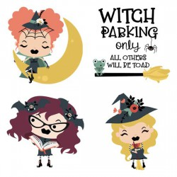 Whimsy Witch - GS