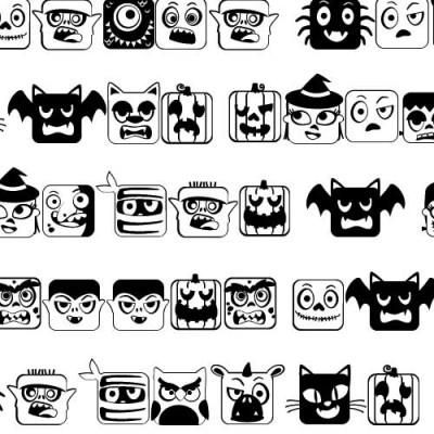 DB Halloween Squared - DB