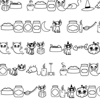 DB Feline Spooky - DB