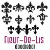 DB Fleur-De-Lis - DB -  - Sample 1