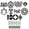 DB Damask - DB -  - Sample 1