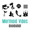DB Mermaid Vibes - DB -  - Sample 1