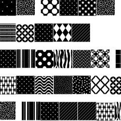 DB Pattern Tiles - DB