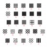 DB Pattern Tiles - DB -  - Sample 4