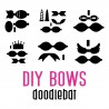 DB DIY Bows - DB -  - Sample 1
