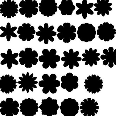 DB Flower Tags - DB