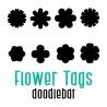 DB Flower Tags - DB -  - Sample 1