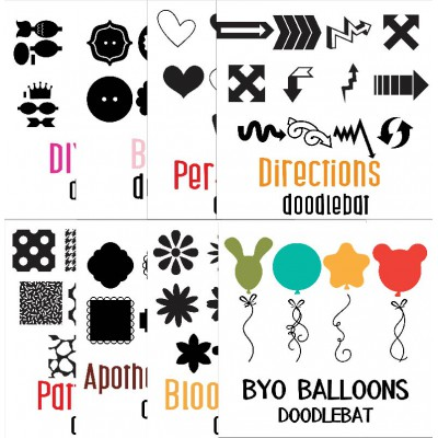Beginners Basics - Doodlebat Bundle