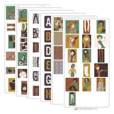 Vintage Vogue - Graphic Bundle