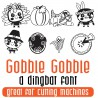 DB Gobble Gobble - DB -  - Sample 2