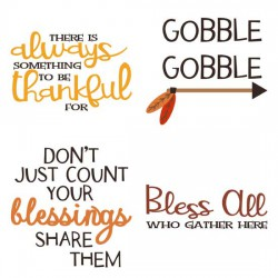 Gobble Gobble - Phrases - GS