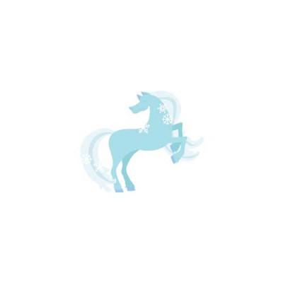 Ice Princess - Horse - GS