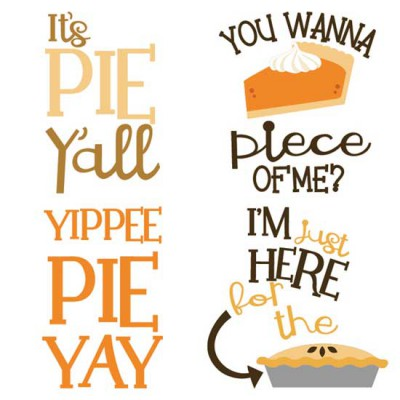 Pie Y'All - Sayings - CS