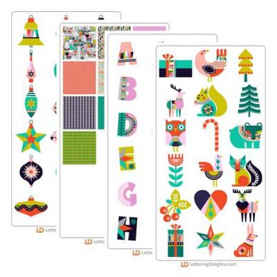Modern Christmas - Graphic Bundle