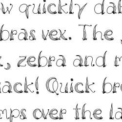 LD Grassy - Font
