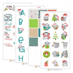 Slothmas - Graphic Bundle