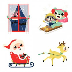 Storybook Christmas - GS