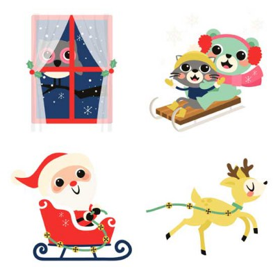 Storybook Christmas - GS