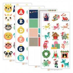 Storybook Christmas - Graphic Bundle