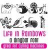 DB Life In Rainbows - DB -  - Sample 2