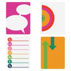 Life In Rainbows - Cards - CS