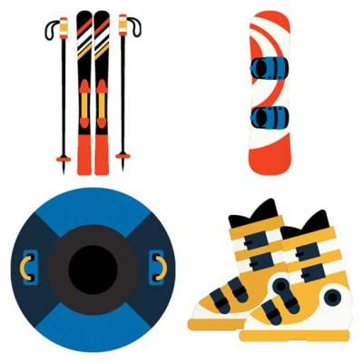 Winter Holiday - Sports - CS