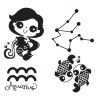 DB Starry Eyes  Zodiac - FN -  - Sample 3