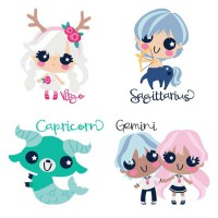 Starry Eyes - Zodiac - GS