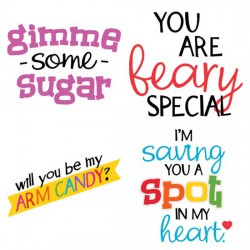 Sweet Valentine - Sayings - CS