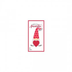 Gnomeo - Candy Heart Holder Valentine - PR