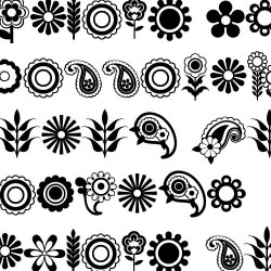 DB Groovy Love  Florals - DB