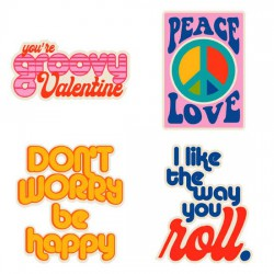 Groovy Love - Sentiments - GS