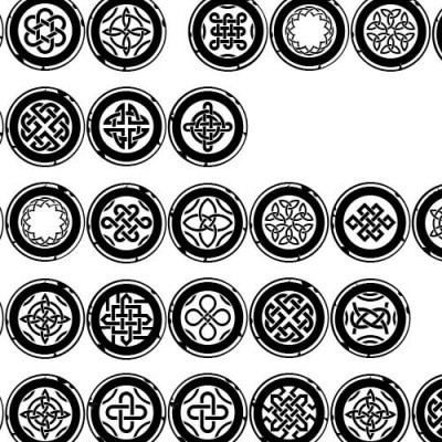 DB Gaelic Coins - DB