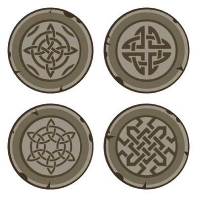 A Wee Bit Scottish - Gaelic Coins - GS