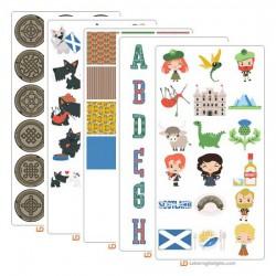 A Wee Bit Scottish - Graphic Bundle