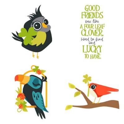 Girliebird - Lucky - GS