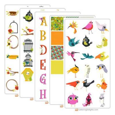 Girliebird - Graphic Bundle