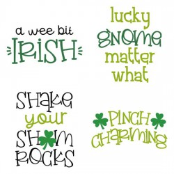 Irish Gnomes - Sentiments - GS