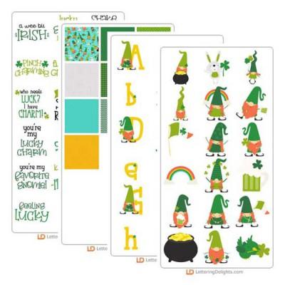 Irish Gnomes - Graphic Bundle
