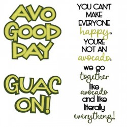 Avo Good Day - Puns - CS